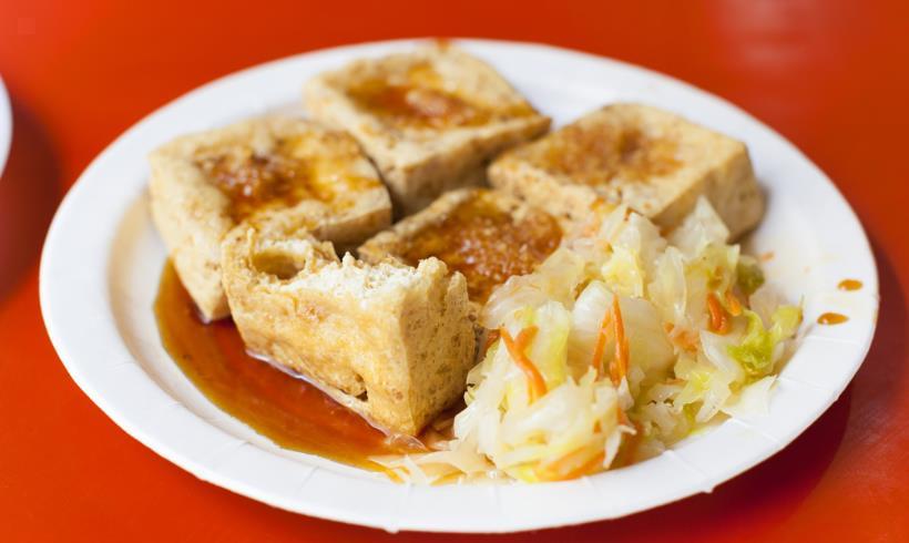 豆腐 臭 臭灶腳台北深坑清蒸麻辣臭豆腐。鴨血臭豆腐超入味|成大周邊美食